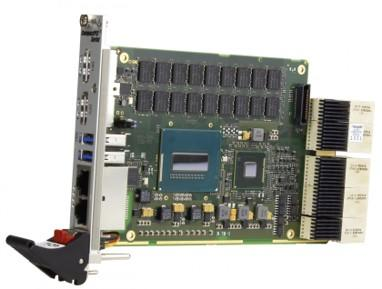 G23 - 3U Compact PCI Serial Intel Core i7 4th Gen