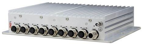 NM31- Railway Ethernet Switch withPoE